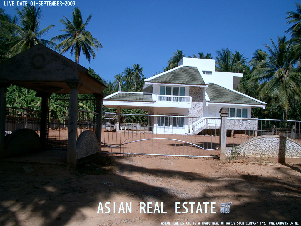 Asian Real Estate